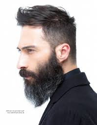 best hairstyle with a beard best hairstyles for beards guide with