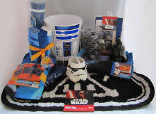 Star Wars Bathroom Accessories Disney Bath Accessory Set Ebay
