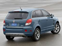 saturn vue information and photos momentcar