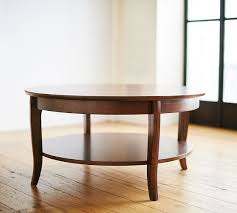 round end tables cheap chloe round coffee table pottery barn