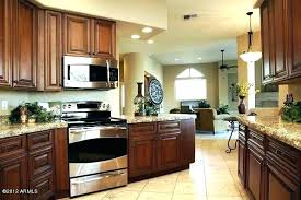 Kitchen Cabinets And Flooring Combinations Kitchen Cabinet And Countertop Combinations Cabinets Flooring