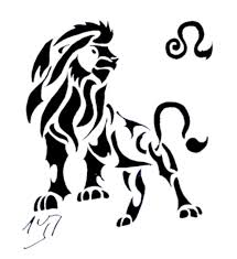 tribal zodiac v leo by sakashima on deviantart
