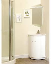 bathroom furniture mahogany wood white gloss wall mounted metal