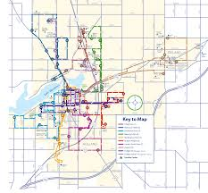 Chicago Heights Map by Route Map Macatawa Area Transit