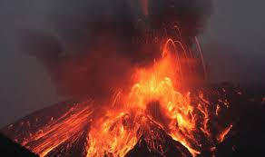 world s largest lava l yellowstone about to blow 1 in 10 chance super volcano will kill