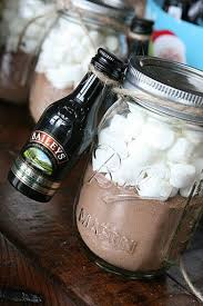 hot cocoa wedding favors 10 budget friendly wedding favors favors baileys and beans