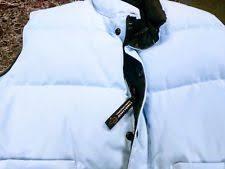 Light Blue Vest Canada Goose Vest Ebay