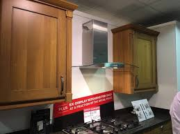brand new bosch cooker hood ex display model from wren kitchens
