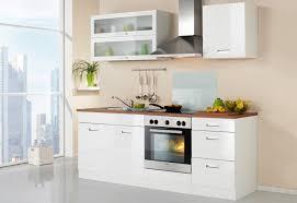 küche mit e geräten günstig held möbel küchenzeile ohne e geräte fulda breite 210 cm