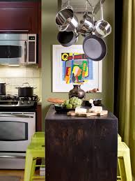 Ideas For A Small Kitchen by 20 Small Kitchen Makeovers By Hgtv Hosts Hgtv