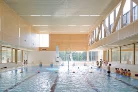 gallery of multifunctional swimming pool complex de geusselt