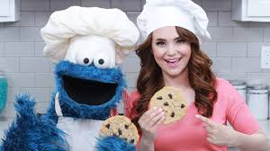 cookie monster and elmo halloween costumes chocolate chip cookies w cookie monster nerdy nummies youtube