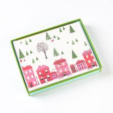 season u0027s greetings boxed holiday cards by kate spade new york set