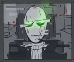 gaster the who speaks in wd gaster w d gaster deviantart