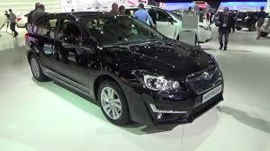 2016 subaru impreza hatchback grey 2016 subaru impreza awd 2 0i exterior and interior geneva