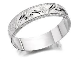 18ct white gold wedding ring white gold wedding rings f hinds jewellers