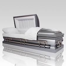 black caskets semi precious metal caskets