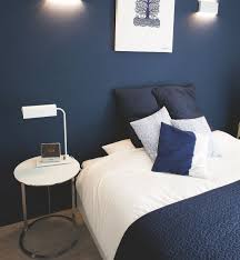 chambre bleu nuit chambre bleu nuit meilleur de stunning chambre bleu marine et gris