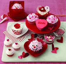 valentine cupcakes decorating ideas u2013 decoration image idea