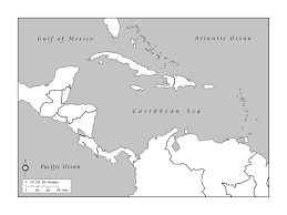 Central America Map Quiz With Capitals by Blank Map Of Latin America Pdf With Blank South America Map Best