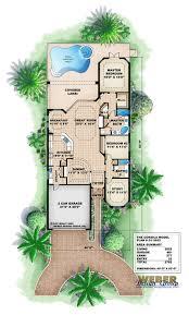corsica home plan weber design group naples fl