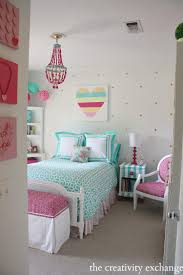 Diy Projects For Teen Girls by Little U0027s Room Revamped To Bright And Bold Tween Room