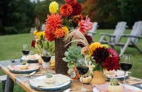 20 thanksgiving table decoration ideas beautiful fruit centerpieces