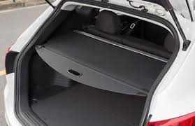 rear trunk shade cargo cover for 2014 2017 nissan x trail rogue