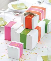 wrapping boxes 24 creative gift wrapping ideas colored white box and wraps