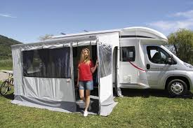 Free Standing Motorhome Awning Fiamma Awning Privacy Room 3 5m Medium Sides Front Motorhome