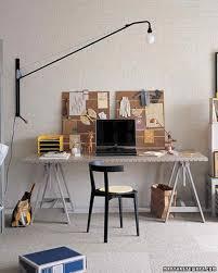 Diy Sawhorse Desk by 12 Diy Desks That Keep You Organized And Hide In Plain Sight