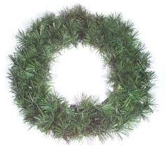 20 fiber optic battery operated wreath qvc