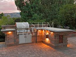 Outdoor Island Lighting Collection In Outdoor Island Lighting Bbq Island With