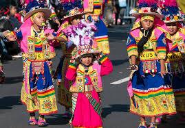 bolivian folkloric troupe tinkus kaysur at thanksgiv flickr