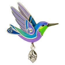2016 of birds hummingbird hallmark keepsake miniature