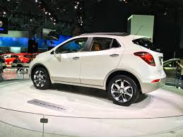 buick encore 2017 colors 2016 nyias 2017 buick encore gets updated styling u0026 new tech