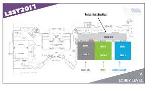 public floor plans public talk 7 pm building the next great science engine lsst2017