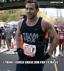 Running Marathon Meme - funny marathon meme