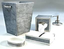 Modern Bathroom Accessories Sets Designer Bathroom Sets Amazing Delightful Gray Bathroom