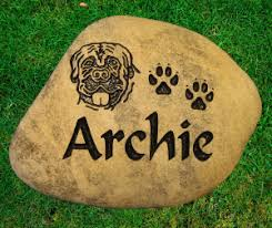 pet memorial garden stones pet memorial engraved stones rocks rainbow bridge pet memorials
