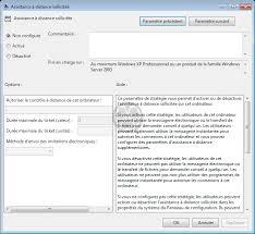 activer bureau a distance windows 8 comment désactiver l assistance à distance dans windows