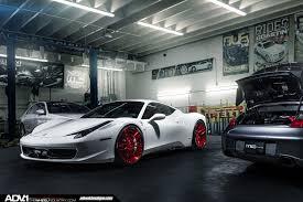 Ferrari 458 Italia - ferrari 458 italia adv005 mv 2 sl series wheels adv 1 wheels