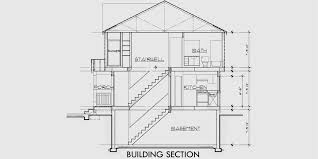 basement house floor plans duplex house plans small duplex house plans duplex plans d 553