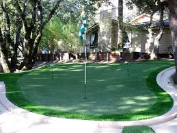 Small Backyard Putting Green Best Artificial Grass East Wenatchee Bench Washington Best Indoor