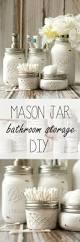 mason jar bathroom storage u0026 accessories mason jar crafts love