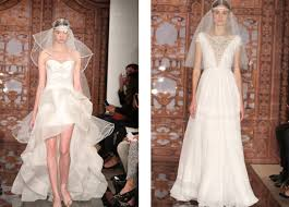neiman wedding gowns reem acra trunk show at the bridal salon at neiman downtown