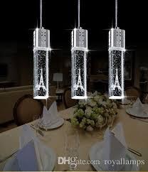 Led Pendant Lighting 2015 New Fashion Led Lamp Crystal Pendant Lights Tower Modern