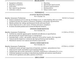 quality assurance resume examples manual qa tester cv sample