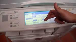 ricoh aficio mp 3500 fotocopiadora opciones de copiado e impresion