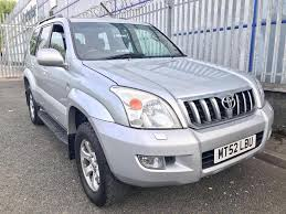 2003 toyota landcruiser 3 0 d4d lc3 5dr manual 7 seater in